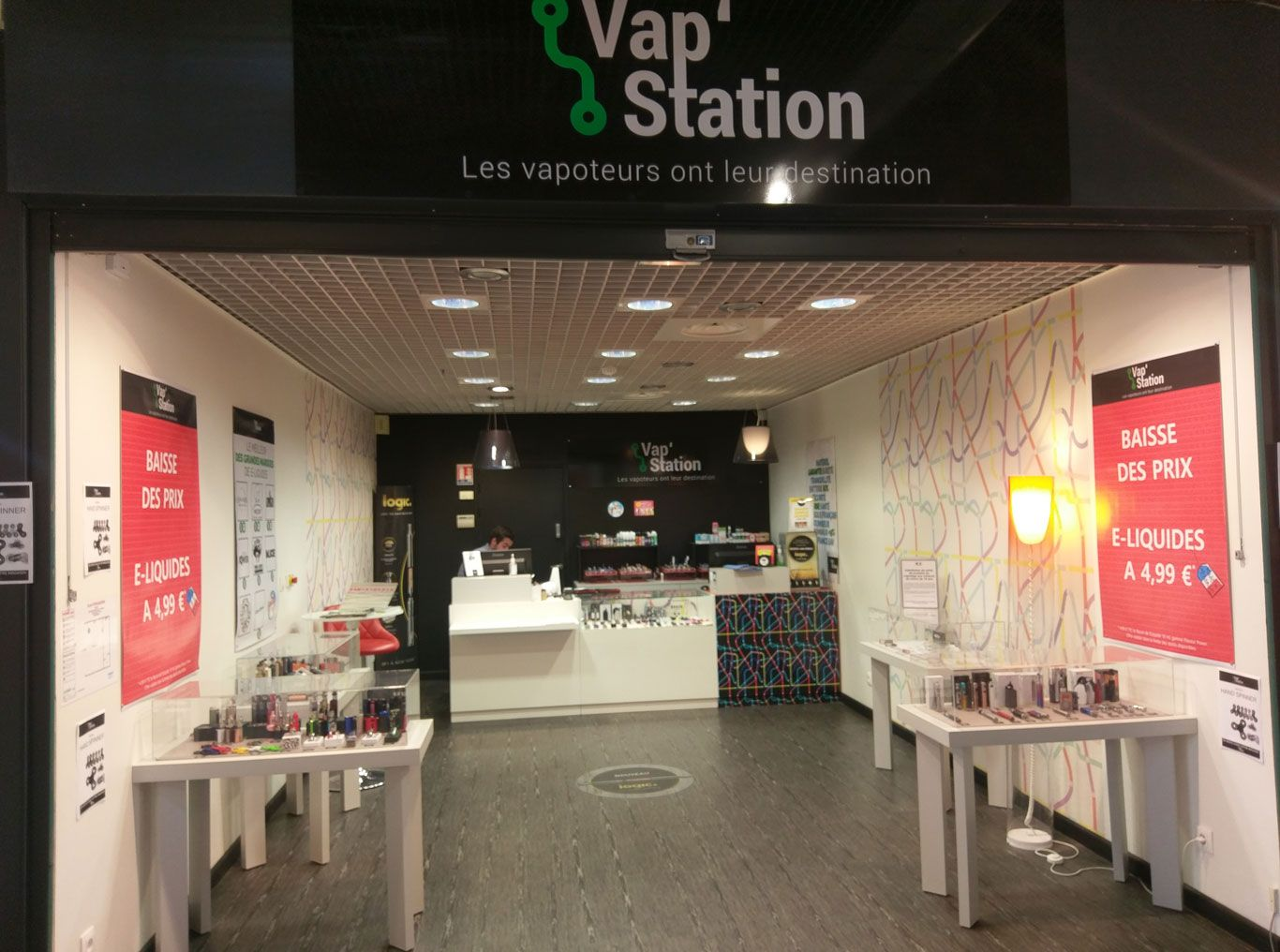 Bethune-vap-station