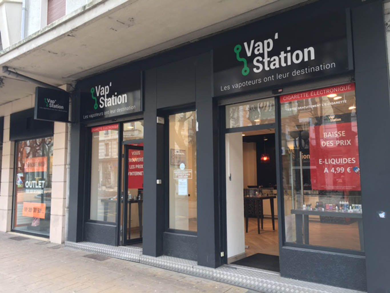 Chambery Vap-station