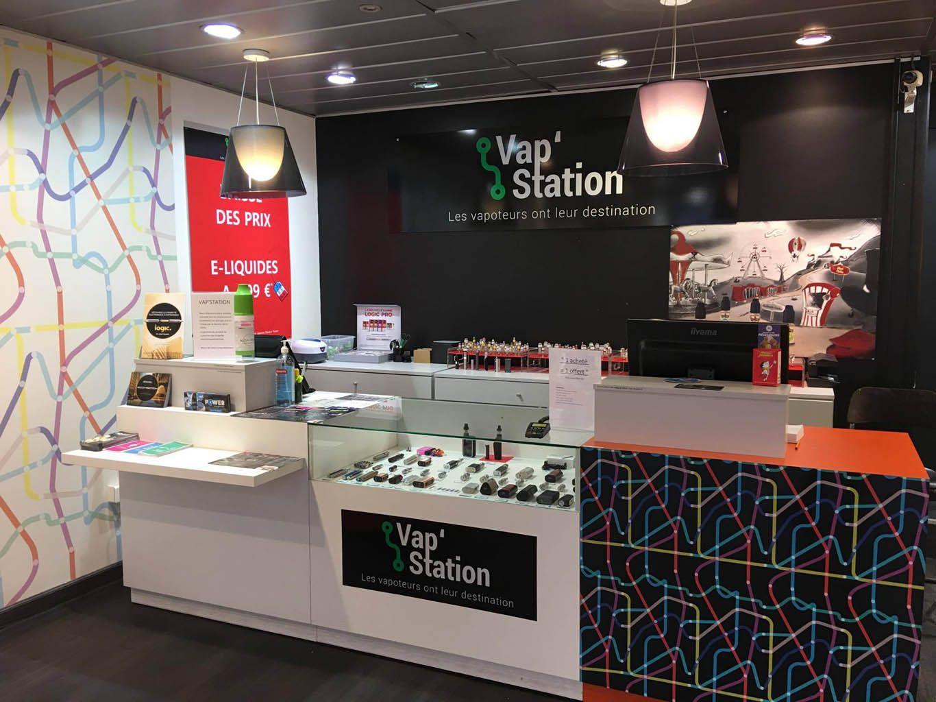 Montrouge vap-station