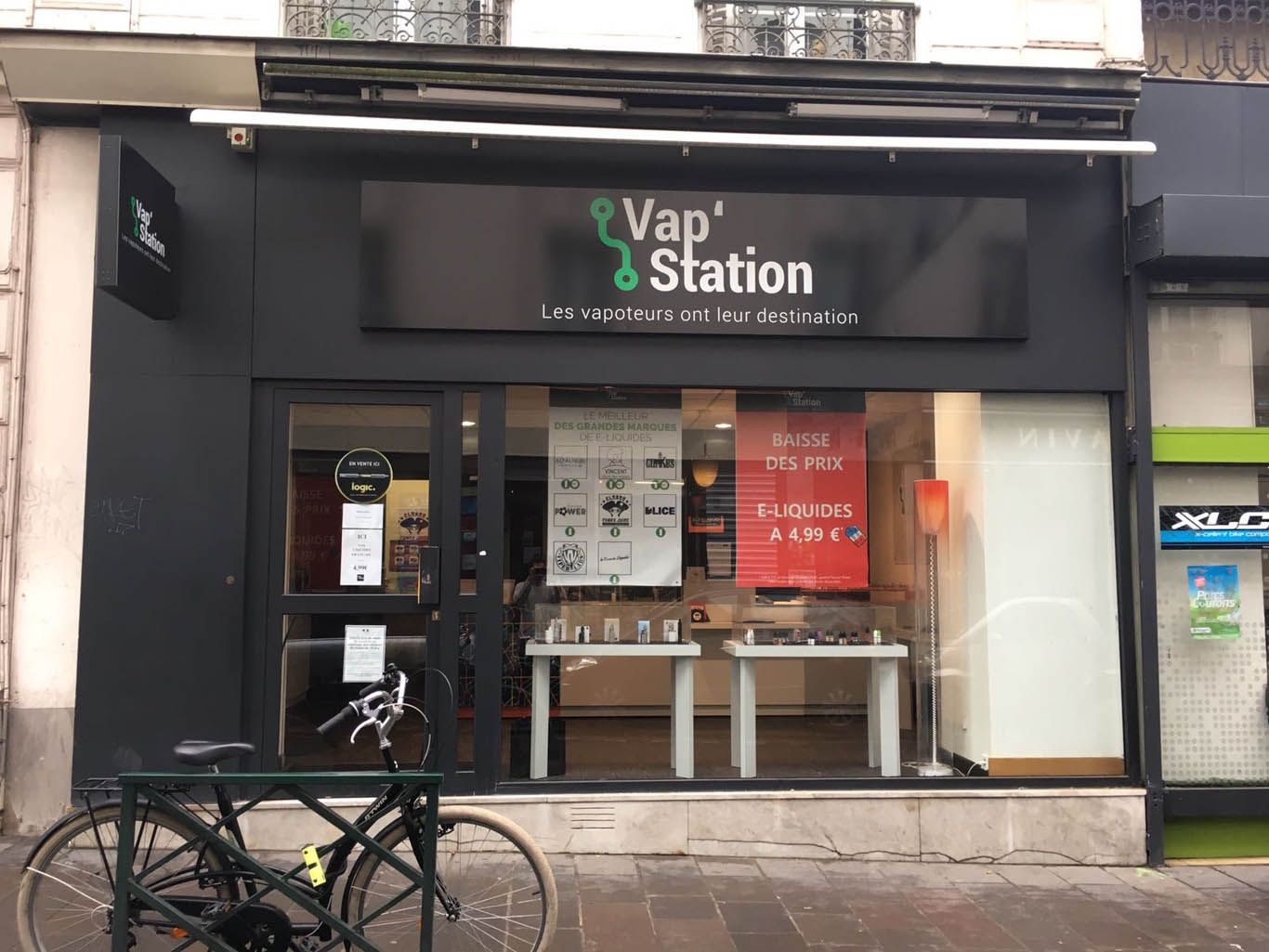 Nanterre vap-station