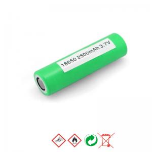 Accumulateur Samsung INR 18650 R25