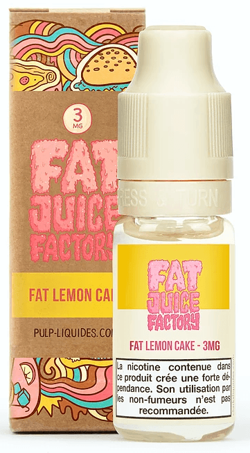 FAT LEMON CAKE