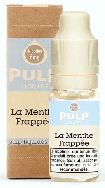 La Menthe Frappée