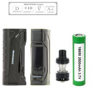 PACK CB80 MELO D22 80W / 2ML