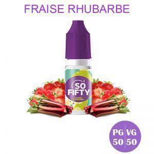 FRAISE RHUBARBE