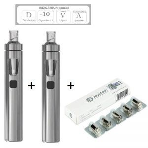 PACK DUO EGO AIO 1500 mAh