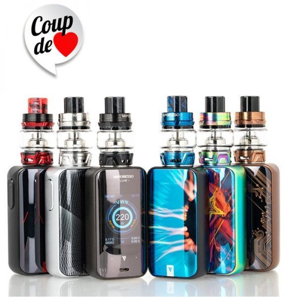 KIT VAPORESSO LUXE 220 W