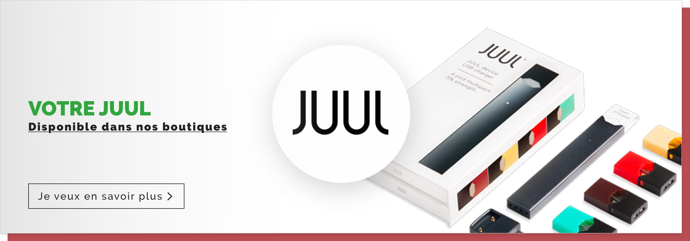 vap station juul en boutique