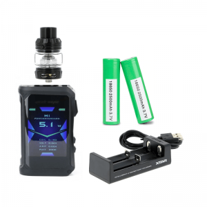 PACK AEGIS X 200 W ROTOR 5,5 ML