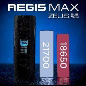 Box Aegis Max Geek Vape
