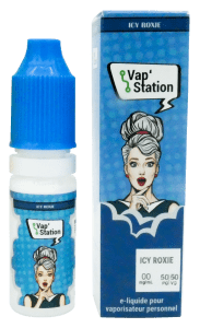 ICY ROXIE – Vap'Station