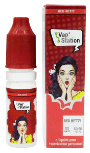 Red Betty – Vap'Station