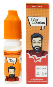 Sweet Jack – Vap'Station